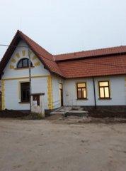 Projekty publicita 2020 : Název projektu: Komunitní centrum Slabčice - konec