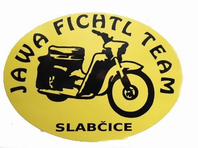 JAWA FICHTL TEAM SLABČICE -  logo