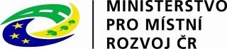 Ministerstvo pro místní rozvoj čr - logo