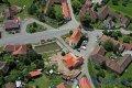 letecké foto slabčice
