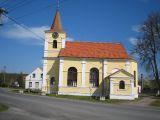 kostel sv. Josefa ve Slabčicích