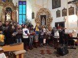 Vánoční zpívání v kostele s.v Josefa