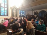 Vánoční zpívání v kostele s.v Josefa 3